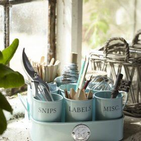Sophie Conran Gubbins Tin in Blue